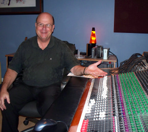 John Stoffel at Eclipse Recording Company