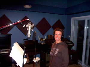 Elizabeth Carter at Eclipse Recording Company