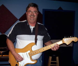 Steve Bennett at Eclipse Recording Company