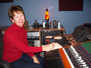 Lynnette Wadsworth at Eclipse Recording Company