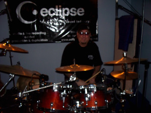Rob Piazza at Eclipse Recording Company