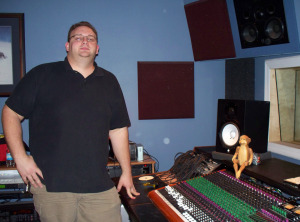 Tom Pisani at Eclipse Recording Company