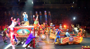 Ringling Bros and Barnum and Bailey Circus 2009, from Eclipse Recording Company