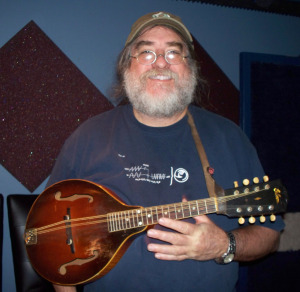 Eddie Pickett at Eclipse Recording company
