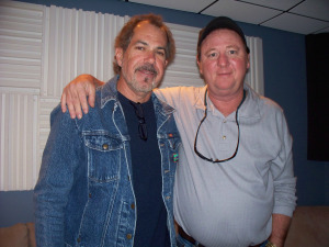 Rob Peck and Jim Carrick at Eclipse Recording Company