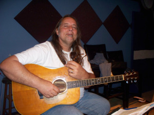 Dave Besley of Those Guys at Eclipse Recording Company