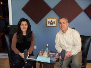 Yvette Schindler at Eclipse Recording Company with Matt jeffs