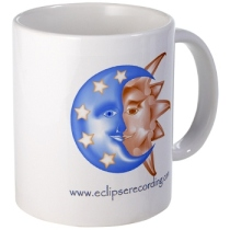 Eclilpse Coffee Mug for sale!