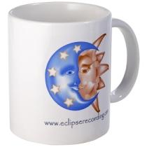 Eclilpse Coffee Mug for sale!
