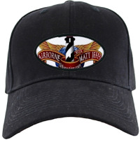 Airborne with Matt jeffs Live Hat for Sale Now at Eclipse Recording Company