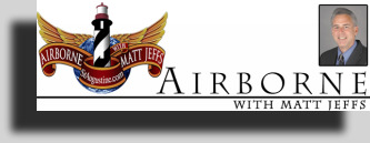 Airborne with Matt Jeffs Live filmed at Eclipse Recording Company