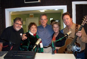 Spanky and Our Gang on Airborne with Matt Jeffs Live from Eclipse Recording Company