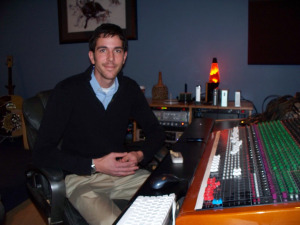 Frank McKeever at Eclipse Recording Company