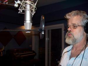 Gove Scrivenor at Eclipse Recording Company