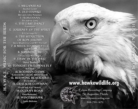 H.A.W.K.E. Benefit CD at Eclipse Recording Company