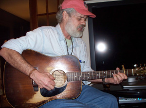 Gove Scrivenor at Jim's House Jam brought to you by Eclipse Recording Company
