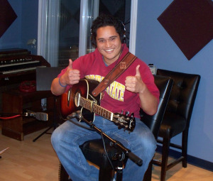 Ben Rowan at Eclipse Recording Company