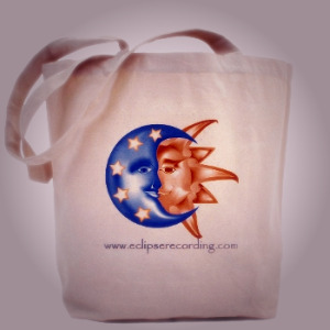 Eclipse Recording Company Tote for Sale