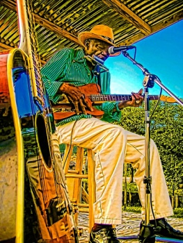 Willie Green from Rick Ambrose and Eclipse Recording Company