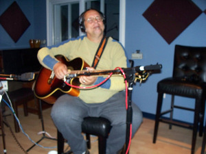 Dave Besley at Eclipse Recording Company