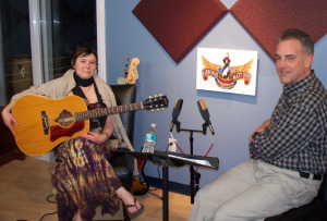 Airborne with Matt Jeffs Live at Eclipse Recording Company