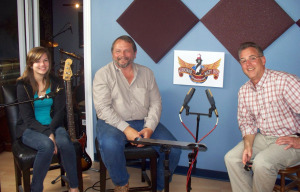 Airborne with Matt Jeffs filmed live at Eclipse Recording Studio