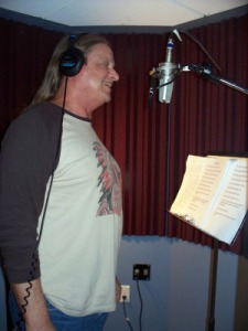 Steve Bryant at Eclipse Recording Company