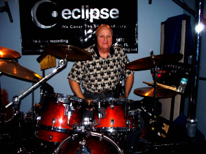 Ron Maddox from Southern Feather at Eclipse Recording Company