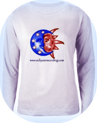 Eclipse Recording COmpany Merchandise for Sale now!