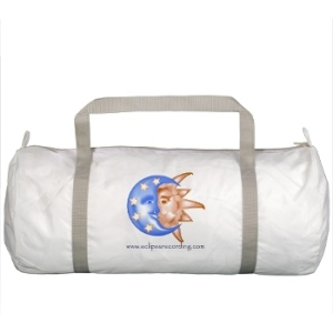Get this Gym Bag with the official Eclipse Logo!