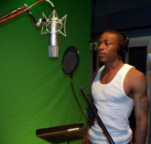 Carlos at Eclipse Recording Company