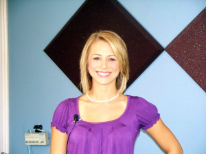 Chelsea Willbach at Eclipse Recording Company