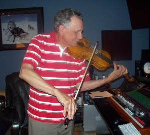 Russell George at Eclipse Recording Company