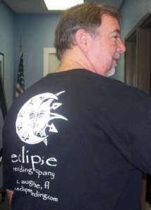 Wayne Johnston at Eclipse Recording Company
