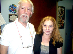 Bob Patterson and Harmony Cornett from Eclipse Recording Company