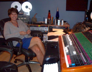 Kim White at Eclipse Recording Company