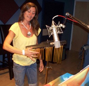 Lizzie Hastings at Eclipse Recording Company