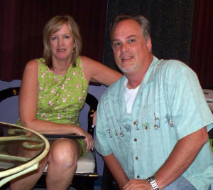 Marjorie Taylor and Dave Hall at Eclipse Recording Company