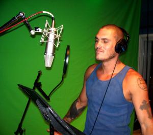 John Hungry at Eclipse Recording Company