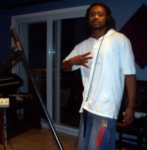 Young Haiti at Eclipse Recording Company with John Hungre and Not  NVS