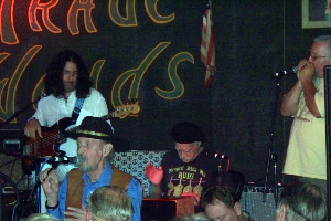 Spanky and Our Gang at Tradewinds Tropical Lounge in St. Augustine, celebrating Nigel Pickering's Birthday, brought to you by Eclipse Recording COmpany