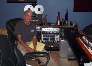 Dr. Bill Hunt at Eclipse Recording Company