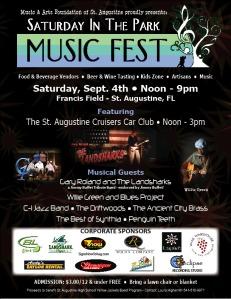 Musical Festival Flyer...