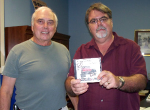 Ron Osedach new CD at Eclipse Recording Company