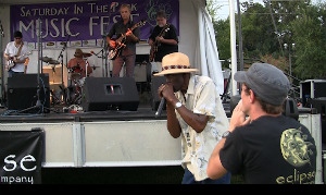 """Saturday in the Park"" Music Festival brought to you by Eclipse Recording Company in St. Augustine Florida"