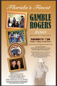 Gamble Rogers Benefit Concert, Brought to you by Eclipse Recording Company