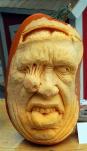 Best pumpkin carving ever...Happy Halloween from Eclipse Recording Company!