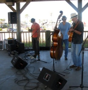 Lonesome Burt and The Skinny Lizards at the Hoots N Howls Pet Day, St. Augustine Florida, Eclipse Recording Company
