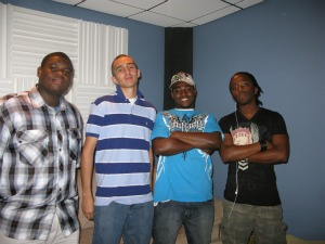 New group at Eclipse Recording Company in St. Augustine Florida