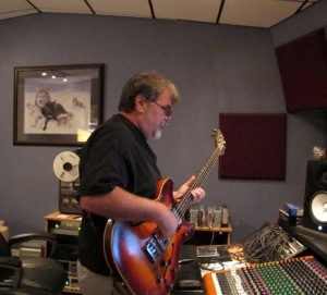Sessions in the studio at Eclipse Recording Company, North Florida's Finest Recording Company